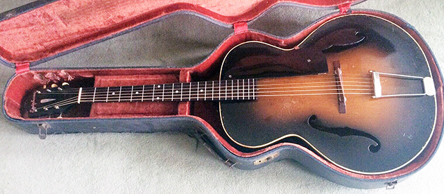 NY Epi Reg - The Unofficial New York Epiphone Registry