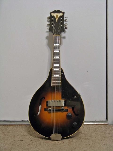 Zephyr Mandolin 62061