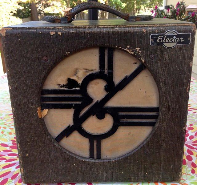 Model C Amplifier 1469