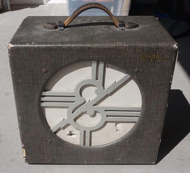 Model C Amplifier 1779